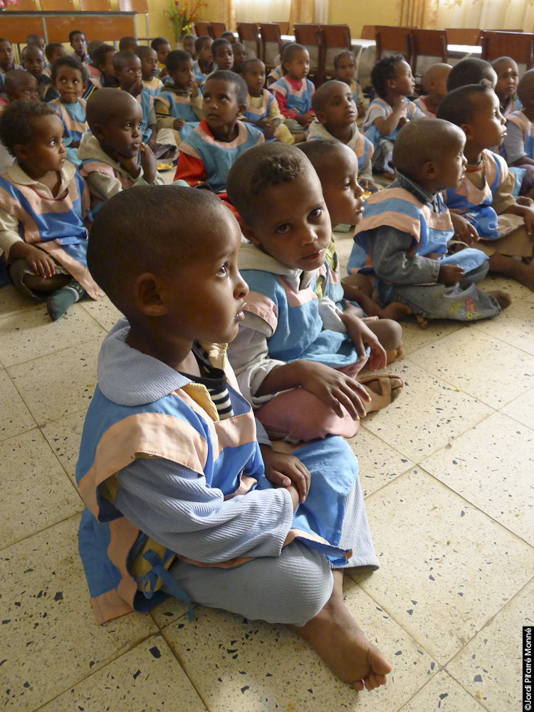 Escuela Etiopia