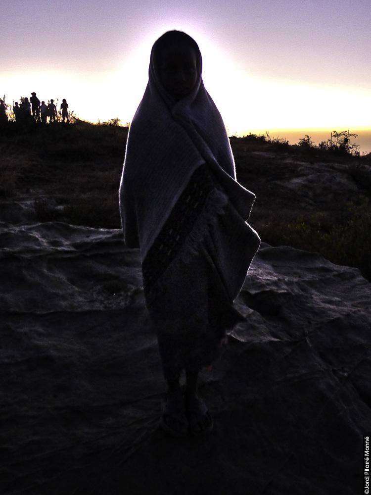 Silueta Etiopia