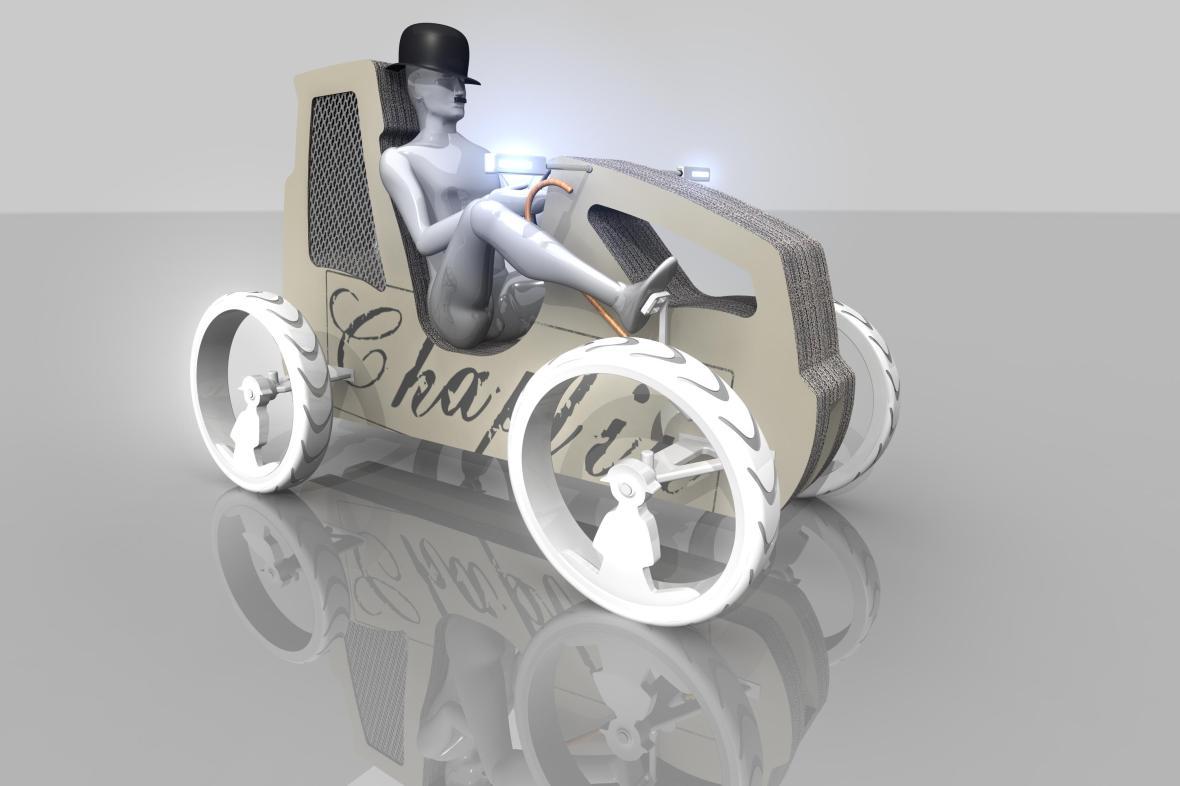 Chaplin Car