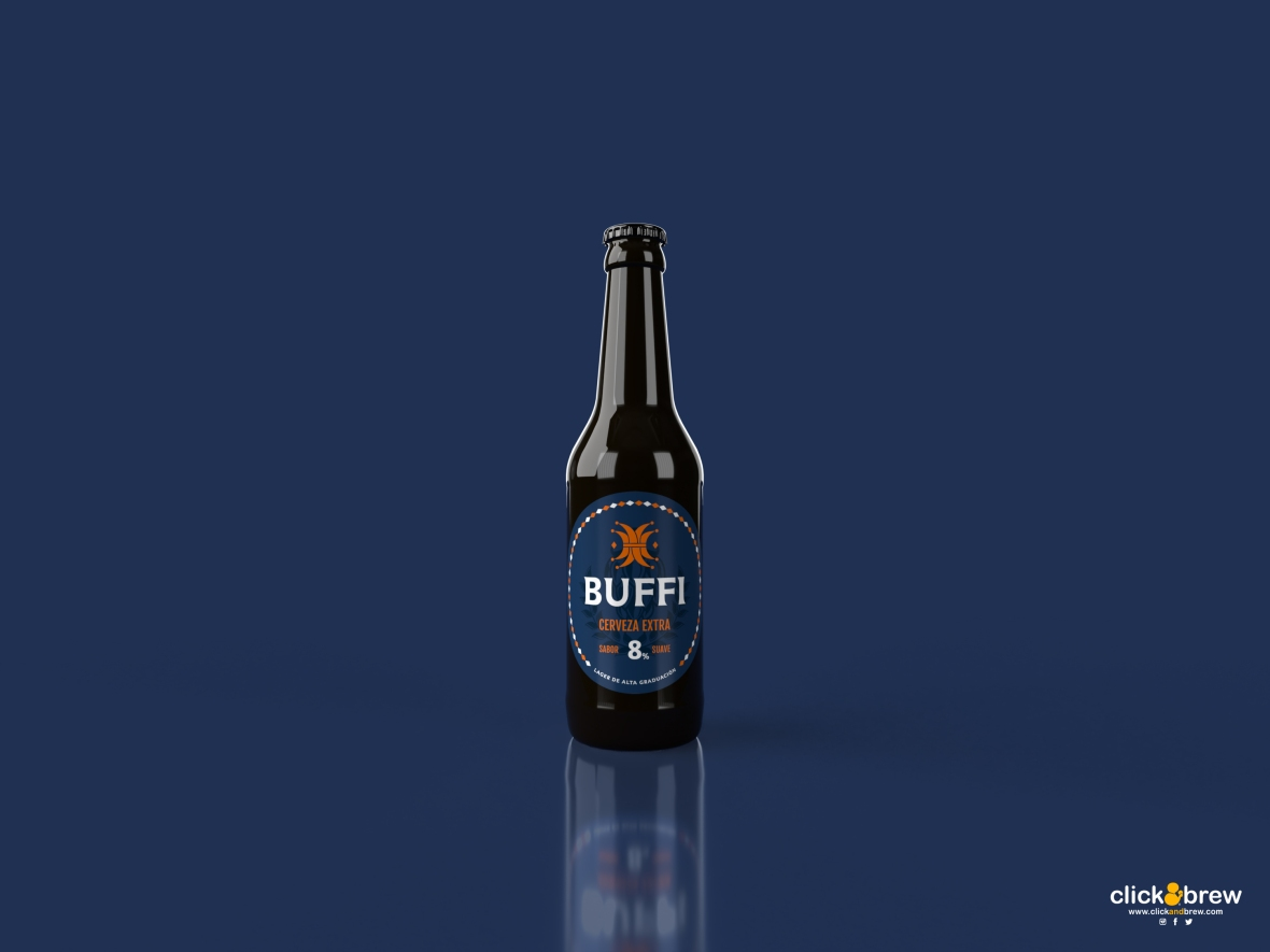 RENDER 001 BUFFI 33cl blue-Vista actual